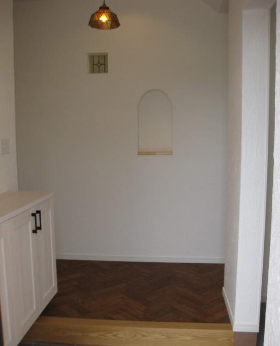 玄関ホールの写真