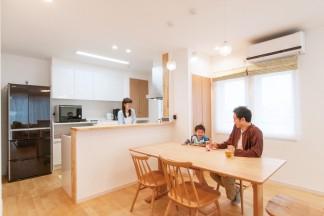 ゼロエネルギー(ZEH)の家